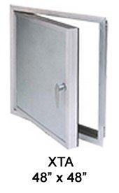 48&quot X 48&quot Exterior Access Door With Non-locking Handle