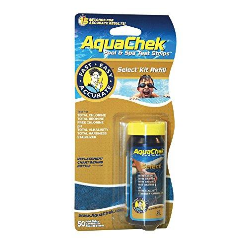 Aquachek 541640a Select Refills Test Strip For Swimming Pools