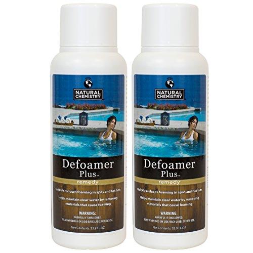 NC Brands Natural Chemistry Defoamer Plus 339 oz 2 Pack