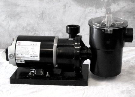 2 Hp Above Ground Pool Pump Motor High Performance With Cord
