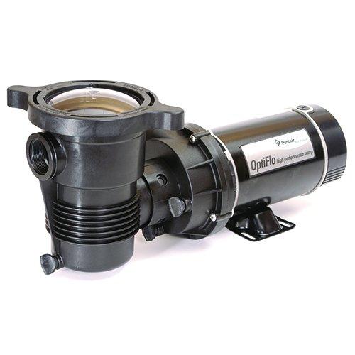 Pentair 347990 Optiflo Vertical Discharge Aboveground Pool Pump With 2 Speed Motor And Standard Plug 1 Hp