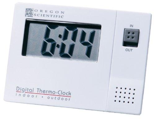 Oregon Scientific Naw881 Indooroutdoor Digital Thermometer With Clock