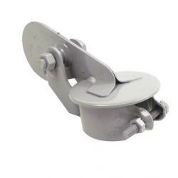 Exhaust Rain Cap 1-12 Gray