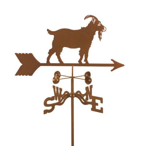 Goat Roof Mount Weathervane