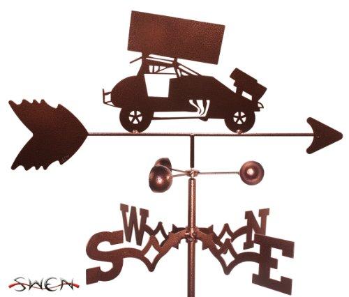 SPRINT CAR Weathervane