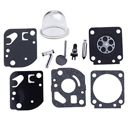 Hipa 12520013128 Carburetor Repair Kit Gasket for Echo Echo TC2100 TC210 TC210I SV5C LHD1700 Hedge Trimmer