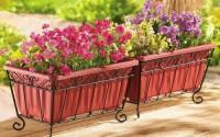 Collections-Etc-Terra-Cotta-Garden-Planters-amp-Iron-Stand-Set-Of-222.jpg