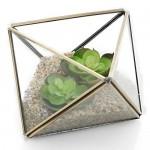 Diamond-Shape-Glass-Prism-Terrarium-With-Brass-Rim-Air-Plant-Display-Case-Tea-Light-Candle-Holder3.jpg